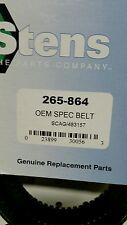 STENS 265-864 REPLACEMENT RH DECK / PUMP BELT FOR  SCAG: # 483157/ # 483084