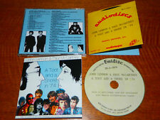 JOHN LENNON & PAUL McCARTNEY (BEATLES) A TOOT AND A SNORE IN '74 DEMO CD MINT