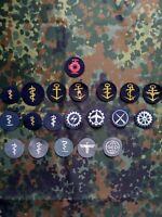 Bundeswehr Laufbahnabzeichen Offiziere / Luftwaffe Verwendungsabzeichen Konvolut