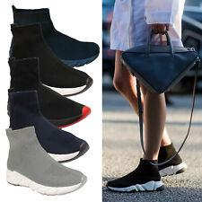 Velocidad De Punto Damas Calcetines corredores Zapatillas Para Mujer Zapatillas Zapatos Talla 3 4 5 6 7 8