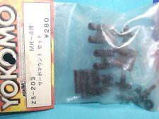 Yokomo ZS- 203 Mr-4 Servo Mounts Vintage
