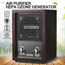 Ozone Ionizer Cleaner Air Purifier Living Fresh Generator Odor Remover Home