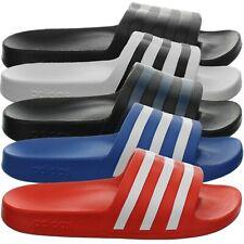 Adidas Adilette Aqua Herren Badelatschen Poolsandalen Slides Sauna Adiletten NEU