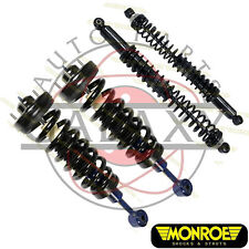 Monroe Brand New Struts & Rear Shocks For Ford F-150 0408 Mark LT 06-08 4X4