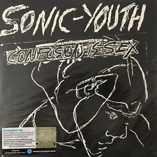 Confusion Is Sex by Sonic Youth (189g LTD White Vinyl, Jul-2010, Original Record