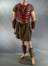 HERCULES DEMETRIUS NICHOLAS MOSS SCREEN WORN CUIRASS TUNIC GREAVES & VAMBRACES