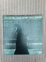 Neil Young After The Goldrush Vinyl LP 1970 UK Press Misprint + Poster UK EX Vin