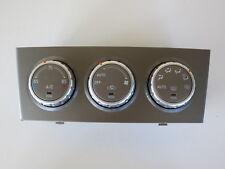05 06 Subaru Forester Climate Control Panel Temperature Unit A/C Heater