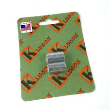 """Kluson USA .875"""" Long Stop Tailpiece Body Anchors for USA Gibson® KLP-1110Z"""