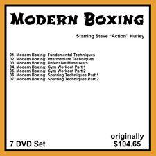 Steve Hurley's Modern Boxing Series (7 Dvd Set)