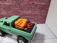 Theme Bed Concrete Model 1/24 scale SCX24 C-10 3d printed RC prop Kit USA