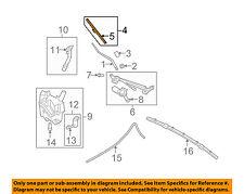 Infiniti NISSAN OEM 09-13 G37-Wiper Blade 28890JK66A