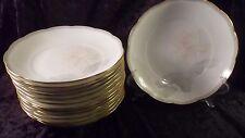 Set of 13 Noritake Garden Empress Fine Bone China Coupe Soup Bowl Mint