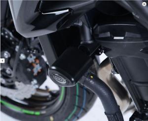 R&G Aero crash protectors - Kawasaki Z900 2017>