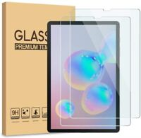 [2 Pack] Tempered Glass Screen Protector for Samsung Galaxy Tab S6 SM-T860/T865