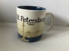 Starbucks St. Petersburg Icon Mug NEW with SKU