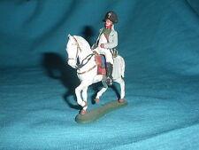 477A MHSP Atlas Cavallo Stagno Personaggio Piombo Impero 1/32 Napoleone