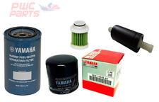 YAMAHA OEM 2005+ F60 Outboard Fuel Filter & Oil filter Maintenance Kit 5GH-13440