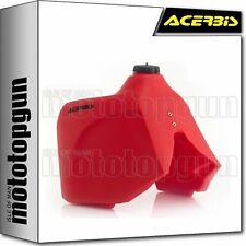 ACERBIS 0001601 KRAFTSTOFFTANK ROT HONDA XR 400 R 1999 99 2000 00 2001 01