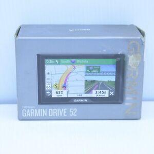 "Garmin Drive 52 5"" GPS Navigator 0100203606 Lane Assistant Portable Navigation"