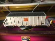 MTH Wi Central 208344) Rapid Discharge Hopper w/(note: Modifiedw/coal load)
