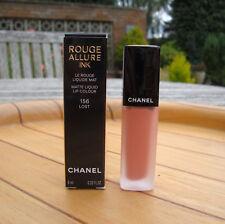 BNIB CHANEL Rouge Allure INK Matte Liquid Lipstick #156 Lost (Nude Peach)