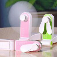 Usb Mini Ventilateurs Électrique Portable Tenir Petits Ventilateurs Originalité