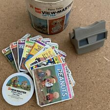 Vintage View-Master And Reels Bulk Lot