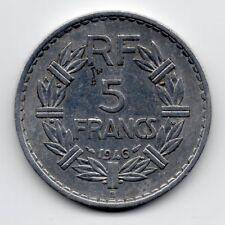 France - Frankrijk - 5 Franc 1946 B