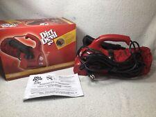Royal Ultra Dirt Devil Model 08230 2-Speed Red Handheld Vacuum Cleaner
