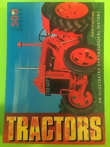 Tractors by Peter Henshaw 2003 paperback.