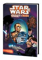 Marvel Comics Star Wars Droids & Ewoks Omnibus HC - New/Sealed!
