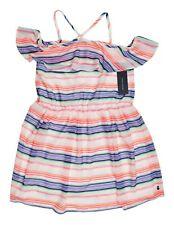 2dcc5ac0efa Tommy Hilfiger Youth Girls Striper Layered Sleeveless Dress XL (16)