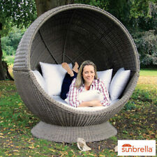 More details for akula living daybed colonial cocoon uv, mould and mildew resistant cushions