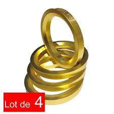 63,3 mm 4 X Set Bagues de centrage jantes Alu 74,1 mm
