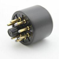 Amptata 6E5C To EM34 Vacuum Tube Converter Adapter Pre Amplifier Guitar HIFI DIY