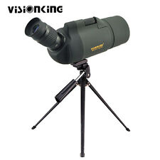 High Quality Visionking 25-75x70 Precision Spotting Scope Nature w/ Tripod Case