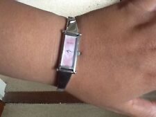 Gucci Stainless Steel Strap Swiss Made Wristwatches