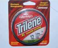 Berkley Trilene XL Fishing Line Low-Vis Green - 12LB - 300 yards