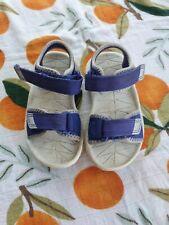 Clarks Infant Boys Blue Sandals Size 5 G