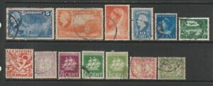 Latin America - Older Stamps From Surname.