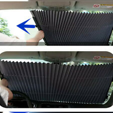 NewCar Retractable Curtain With UV Protection Front Windshield Visor Auto Shade