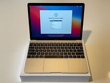 Apple MacBook 12 inch 2017 16gb 512gb i7 AppleCare+ Warranty Maxed Out Config