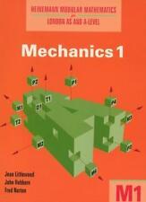 Mechanics: No. 1 (Heinemann Modular Mathematics for London AS & A-level) By Fre