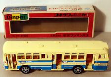 DTE 1:60 JAPAN DIAPET YONEZAWA TOYS B-29 # 014-01408 MITSUBISHI FUSO BUS NIOB
