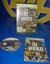 videojuego XBOX 360 bon État DJ HERO