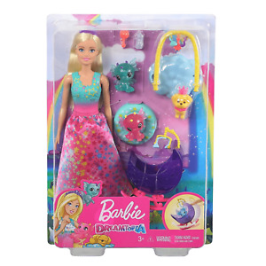 Barbie Dreamtopia - Dragon Nursery Play Set. Brand New In Box, NRFB.