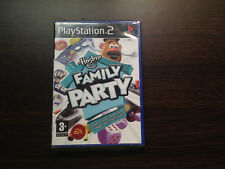 Hasbro Family Party Play Station 2 PS2 PAL ESPAÑOL PRECINTADO NUEVO