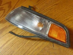 ✅ 92-97 Subaru SVX LEFT CORNER LIGHT TURN SIGNAL LAMP BLINKER OEM #216