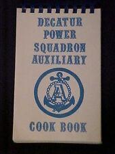 Decatur Power Squadron Auxiliary Cook Book, Decatur IL